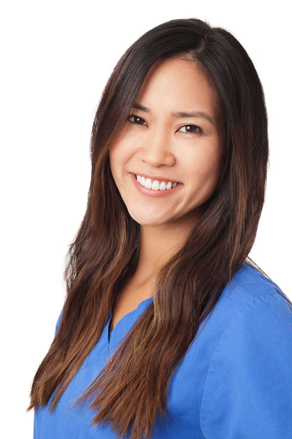Tiffaney Higashi, DVM at Western Veterinary Group, Torence CA